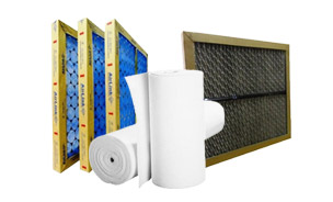 Filters for Painting Booths