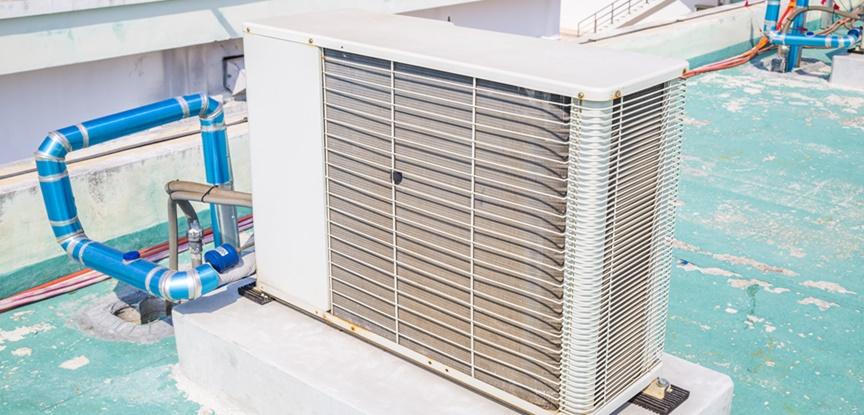 equipamento de ventilação