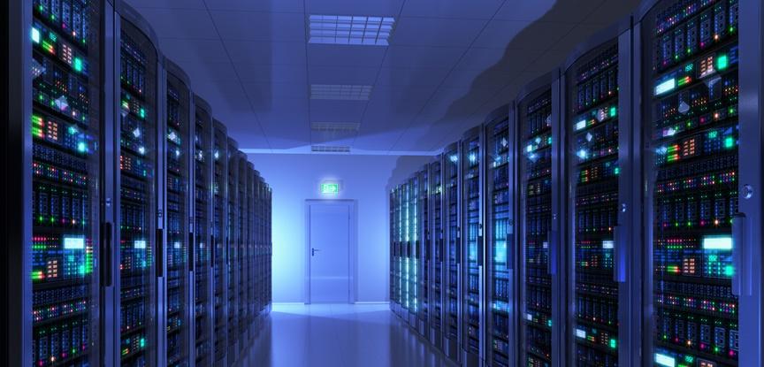 foto de data centers