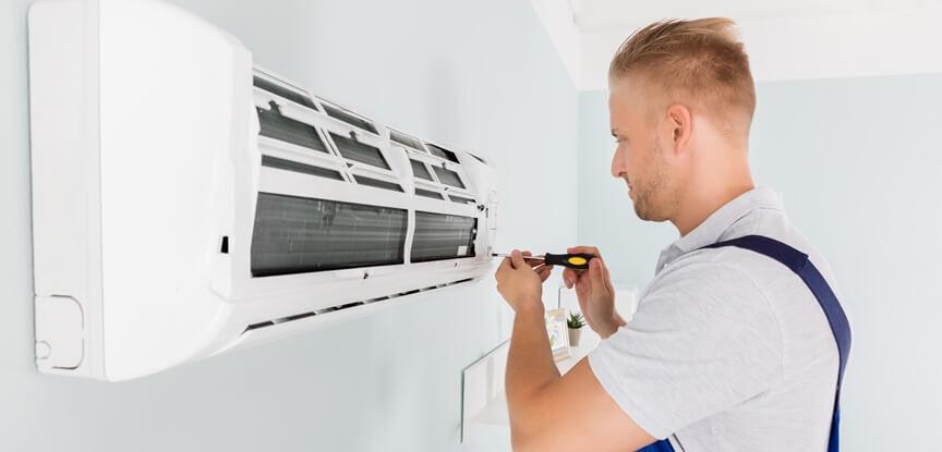 manutenção ar condicionado