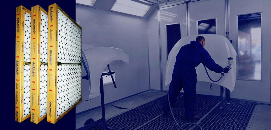 Entenda o papel dos filtros de ar para cabine de pintura industrial