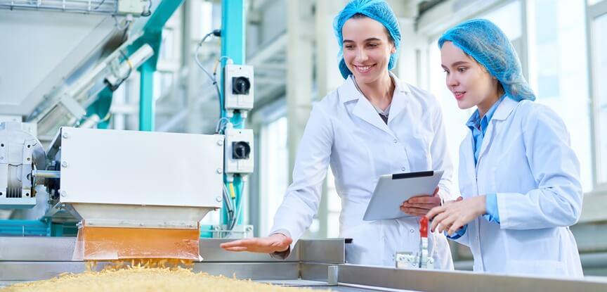 Climatização de ambientes industriais: especificações para área de manipulação de alimentos