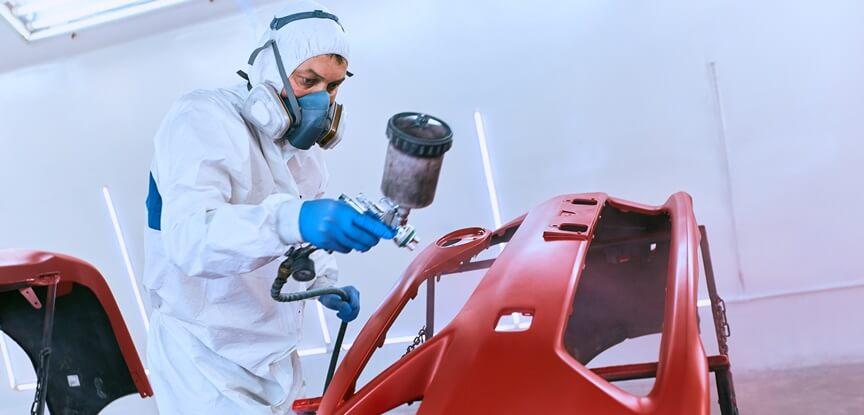 Saiba quais os tipos de filtro de cabine de pintura líquida podem ser utilizados no processo